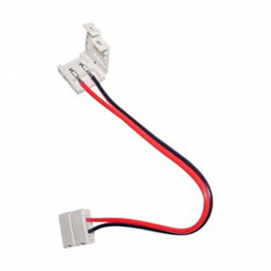 Коннектор для ленты 5050 двуxсторонний (ширина 10 мм,длина провода 15 см )